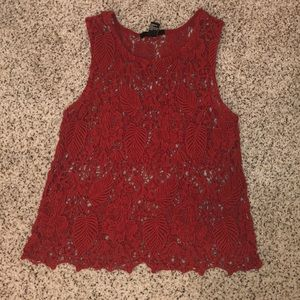 Forever 21 cute fall top